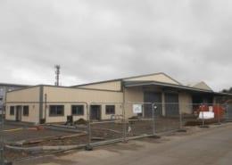 Maxi Haulage warehouse Bellshill